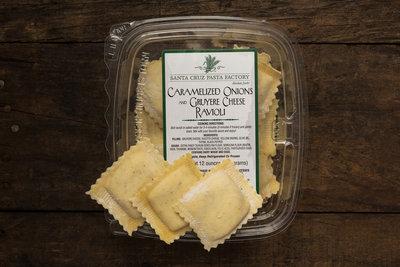 Thumb 400 santa cruz pasta factory ravioli caramelized onions gruyere 12 oz
