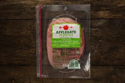 Thumb 400 applegate organics organic uncured black forest ham 6 oz
