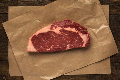 Thumb 400 certified angus beef fresh boneless ribeye steak choice 10 oz