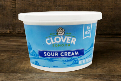 Thumb 400 clover sour cream pint