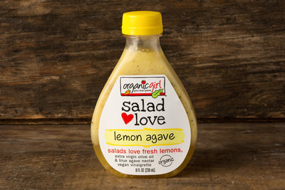Thumb 400 organic girl organic lemon agave salad dressing 8 oz
