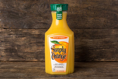 Thumb 400 simply orange orange juice pulp free 1 75 liters