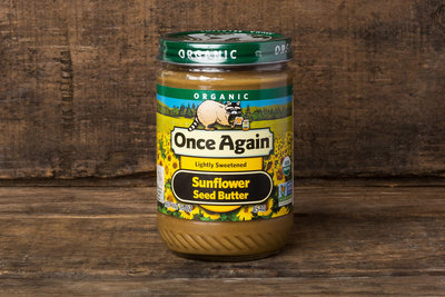 Thumb 400 once again sunflower seed butter 16 oz