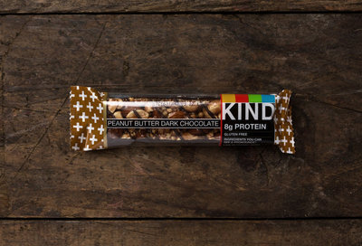 Thumb 400 kind peanut butter dark chocolate bar bar