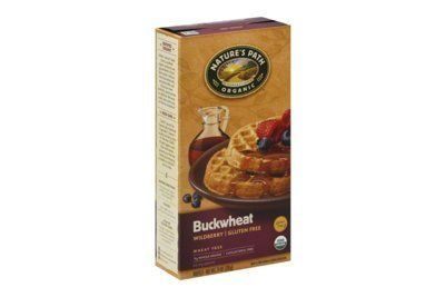 Thumb 400 nature s path gluten free buckwheat wildberry waffles pack