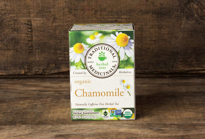 Thumb 400 traditional medicinals chamomile tea pack