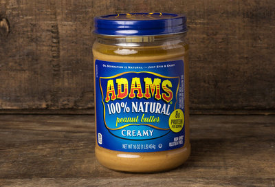 Thumb 400 adam s creamy peanut butter 16 oz