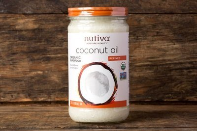 Thumb 400 nutiva organic coconut oil for high heat cooking 23 oz