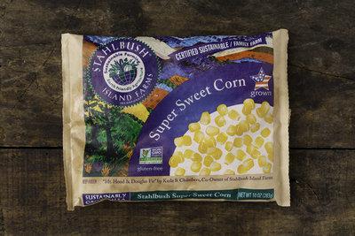 Thumb 400 stahlbrush island farms frozen super sweet corn 10 oz