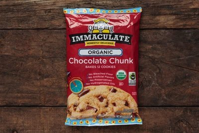 Thumb 400 immaculate baking company chocolate chip cookie dough 12 oz