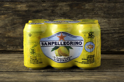 Thumb 400 san pellegrino sparkling fruit beverage lemon 11 15 oz