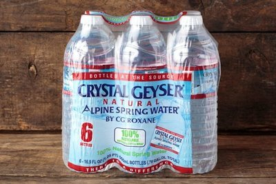 Thumb 400 crystal geyser alpine spring water 6 pack 16 9 oz