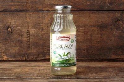 Thumb 400 lakewood pure unsweetened aloe vera juice 12 5 oz