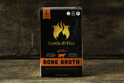 Thumb 400 kettle fire organic beef bone broth 16 2 oz