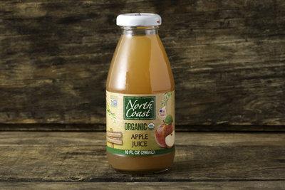 Thumb 400 north coast organic apple juice 10 oz