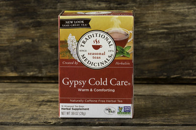 Thumb 400 traditional medicinals gypsy cold care 16 tea bags
