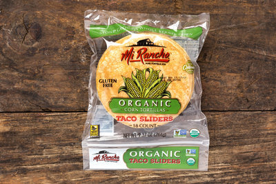 Thumb 400 mi rancho organic corn tortilla sliders 9 3 oz