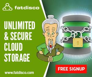 Fatdisco Online Backup