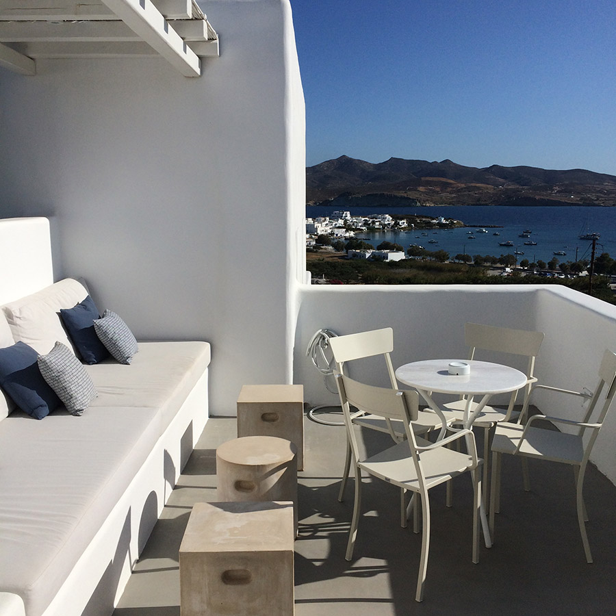 Milos Breeze Balcony
