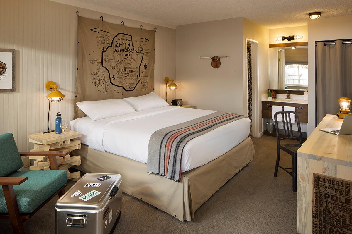 Basecamp Boulder Hotel