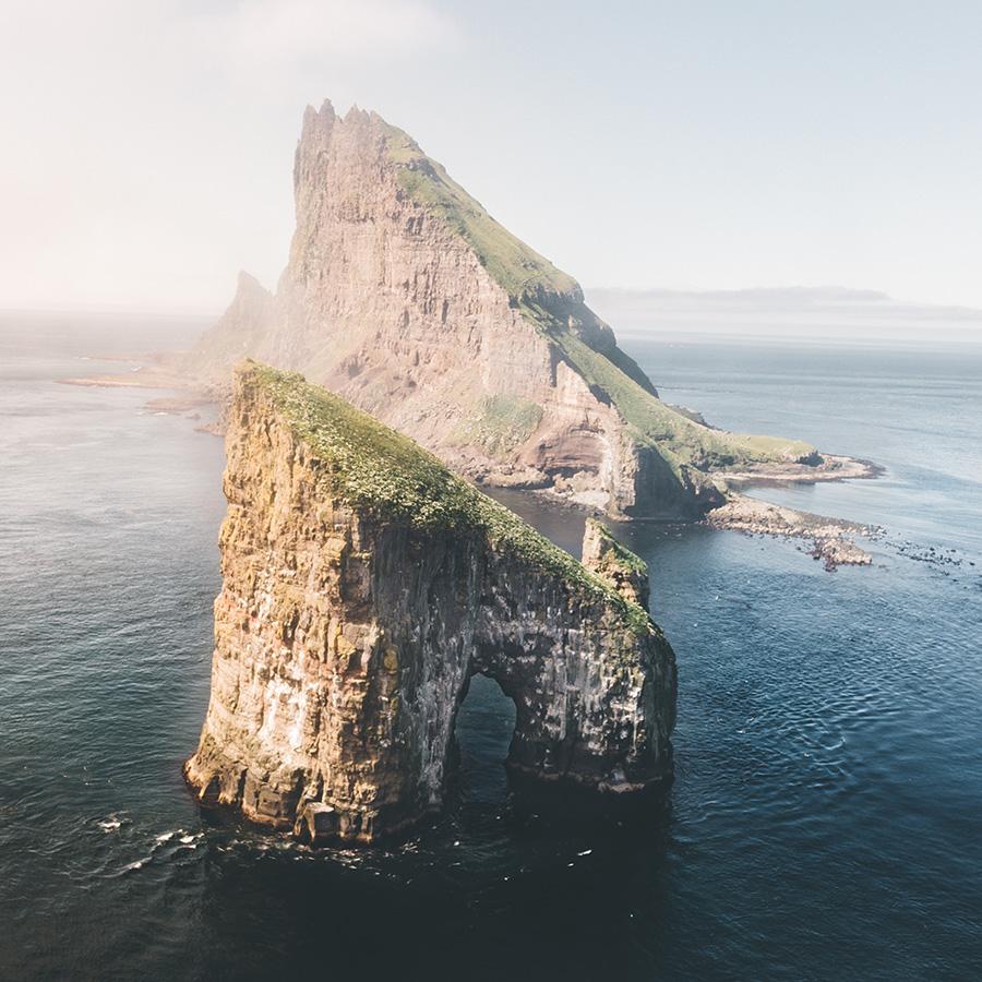 Drangarnir, Faroe Islands