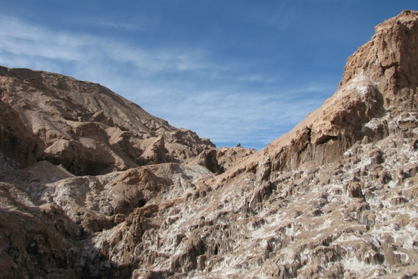 Valle de la Luna. Photo