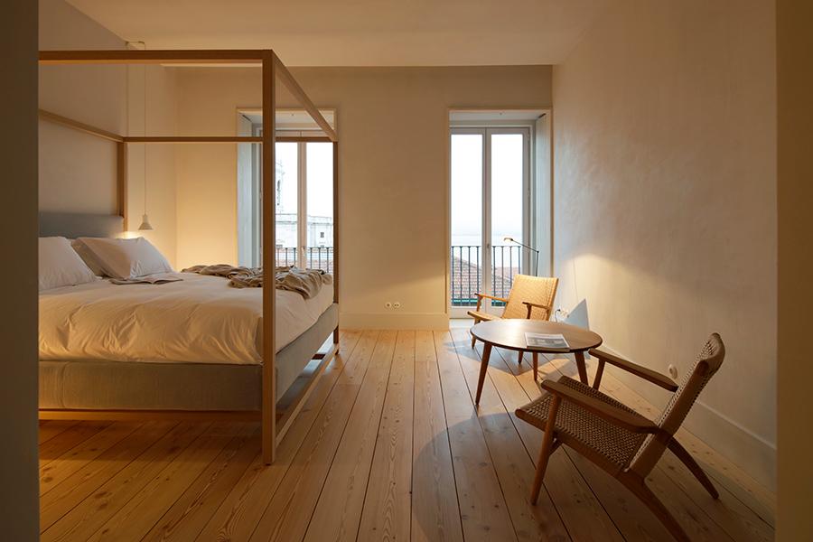 Room at Hotel Santa Clara 1728, Lisbon