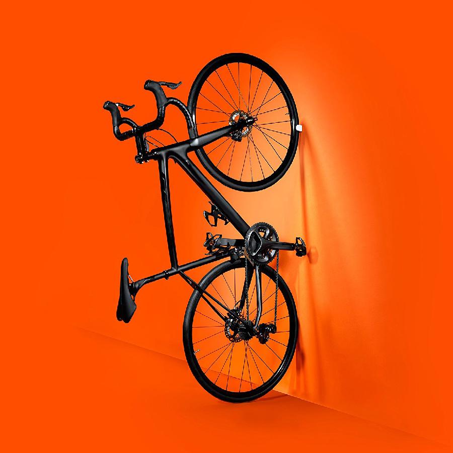 CLUG Bicycle Rack Storage System