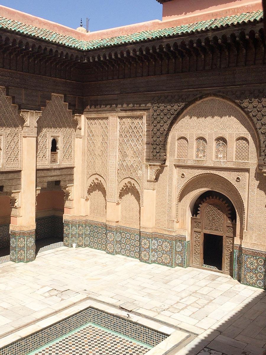 Madrassa Ben Youssef, Marrakech