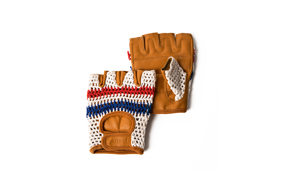 Thousand De Franc Cycling Gloves