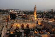 How Locals Spend a Sabbath: Jerusalem