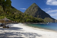 Paradise Found: Sugar Beach, St. Lucia