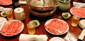 Lunch in Tokyo: My First Shabu-Shabu