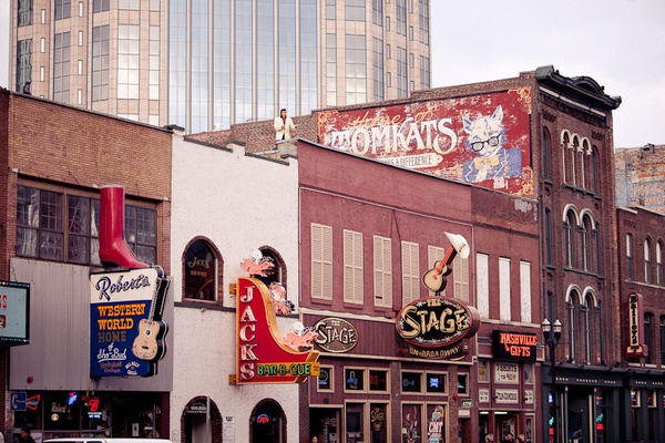 Navigating Nashville's Music Scene