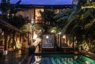 A Bohemian Beauty: Tribal Hotel, Nicaragua