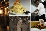 Little Black Book: Chef Nick Anderer's Favorite Roman Restaurants
