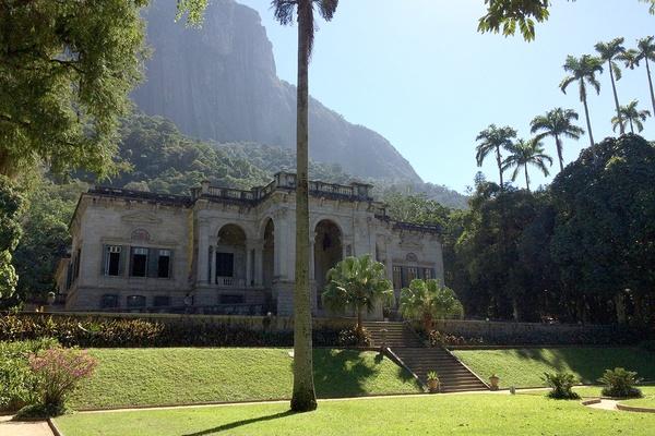 Parque Lage.