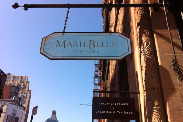NYC's MarieBelle and its Decadent Chocolate