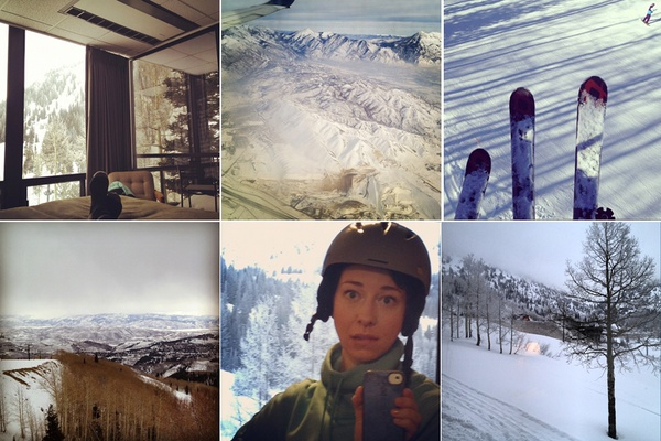 Writer Andrea Bartz Shares Skiing Adventures from Salt Lake & Park City, Utah