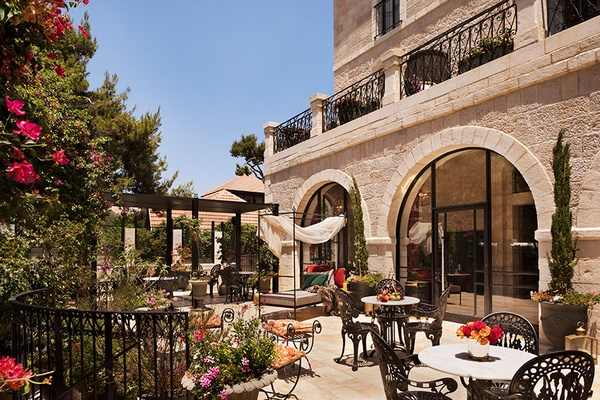 In Jerusalem, Boutique Opulence Without the Ungodly Price