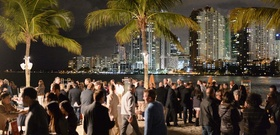 This Month, the Food World Parties in South Beach