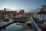 Old Meets New in Perfect Harmony at Mercer Barcelona