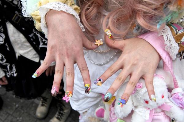 Eye Candy: Japanese Nail Art
