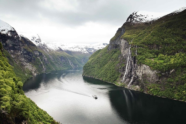 postcards scenery another escape norway fjords friluftsliv