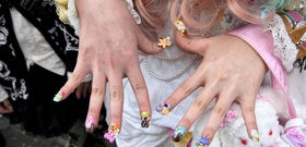 Eye Candy: Japanese Nail Art