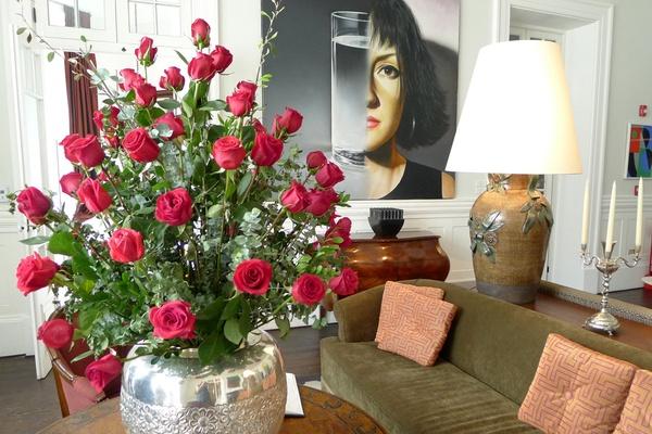 Belle Epoque Meets Modern Art at Lima's Hotel B