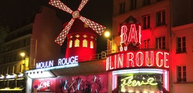 Mind Your Bubbles and Nudes at the Moulin Rouge