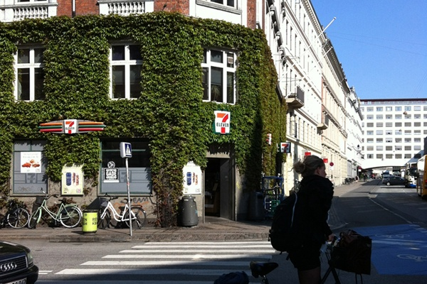 7-11 in Copenhagen