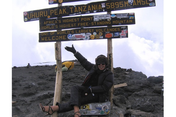 I Wore Stilettos on Kilimanjaro