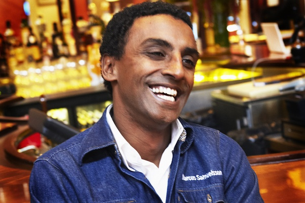 Meet the Chef: Marcus Samuelsson